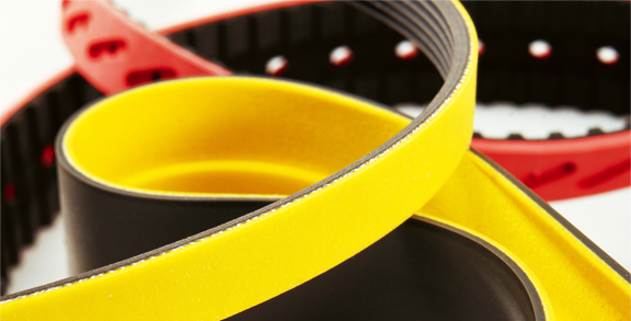 Drive belts and conveyor belts – Endless individuality