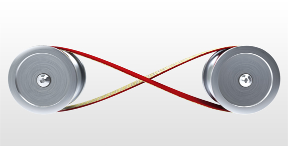 The endless Schlatterer conveyor – An original conveyor that will impress you!